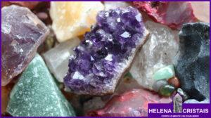 O que são pedras roladas, brutas e lapidadas?