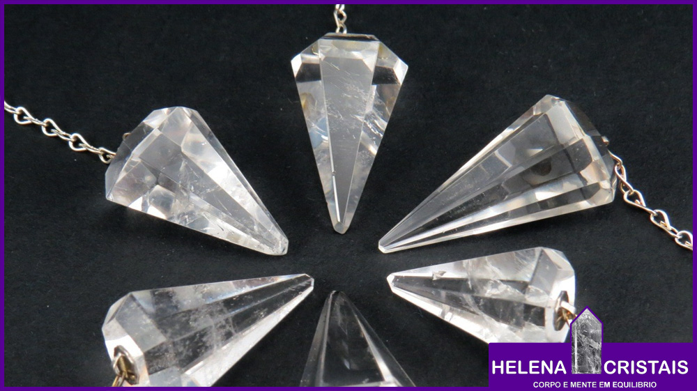 O que é e como usar o Pêndulo de Cristal?